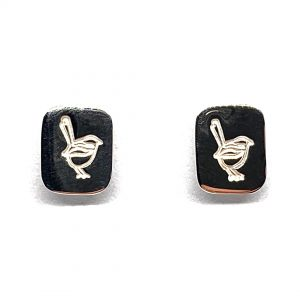 Caroline Jones makers mark bird studs (large)