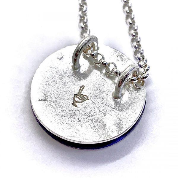 Caroline Jones silhouette charm necklace 06